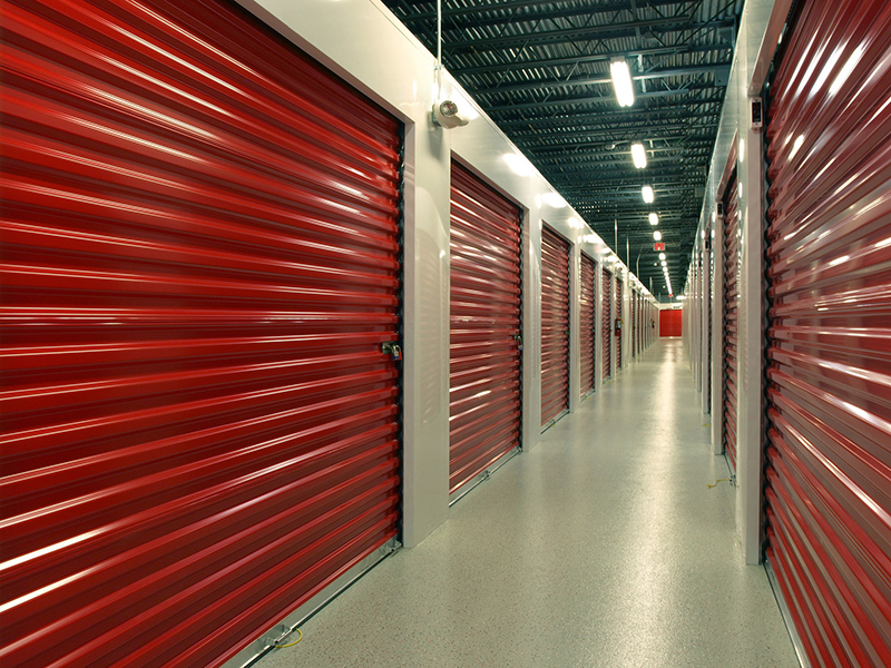 Storage Unit Personal Property
