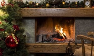 Winter Fireplace Safety