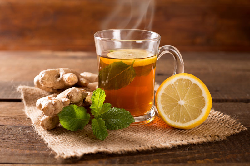 Home Remedies to Kick Colds