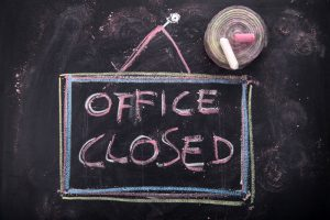 Tips for Closing Your Business Over the Holidays