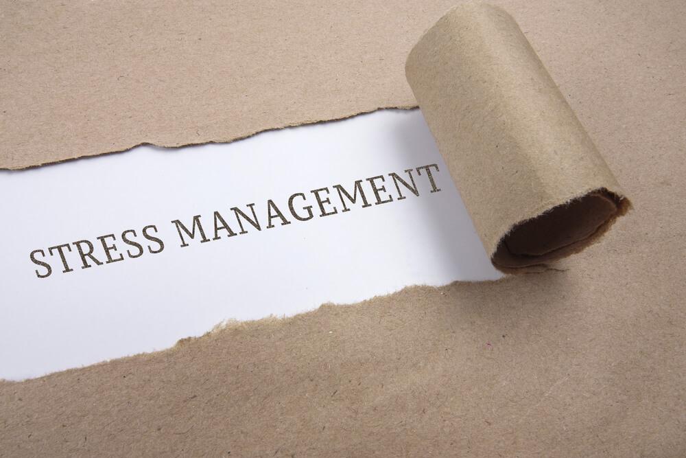 manage stress around the holidays